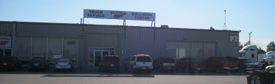 Flying M Truck Service and Collision Center Building